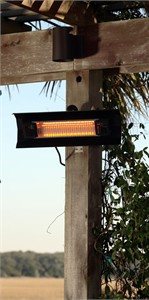 Fire Sense 60460 Wall Mount Infrared Patio Heater