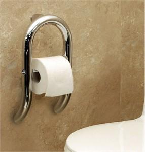 Invisia INV-WTRH Toilet Paper Dispenser Support Rail