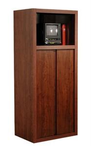 Wardrobe with Display Shelf