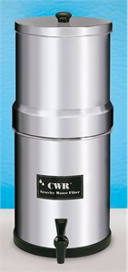CWR Gravity Water Filter model GS-2