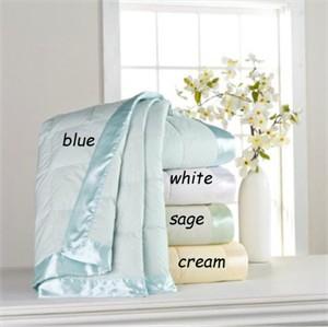White Down Blanket