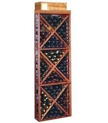 Wine Cellar Innovations Open Diamond Cube Wine Rack