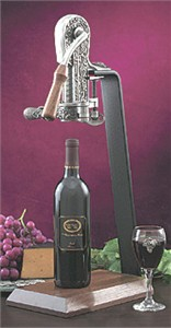 Rogar 0850 Wine Opener : Champion Wine Opener with Stand