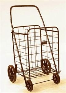 Jumbo-A Folding Shopping Cart