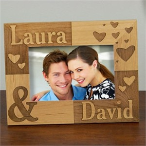 Just the Two of Us Personalized Photo Frame