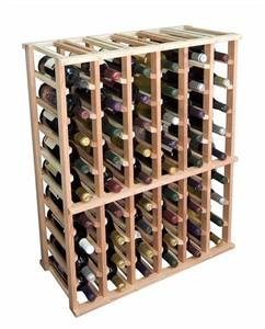 Wine Cellar Innovations Half Height Wine Rack