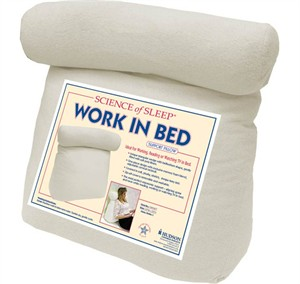 Science of Sleep Work In Bed Support Pillow