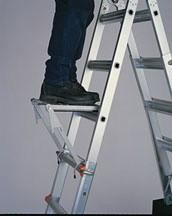 Little Giant Ladder 10104 Work Platform