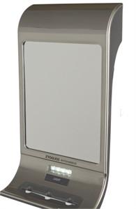 Zadro ZW20SS Z' Fogless Water Mirror Stainless Steel