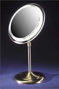 Zadro SA37 Illuminated 7X Magnification Vanity Mirror