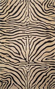 Trans Ocean Seville Rug 9627/12 Zebra Neutral